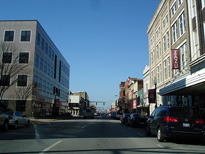 Downtown Owensboro